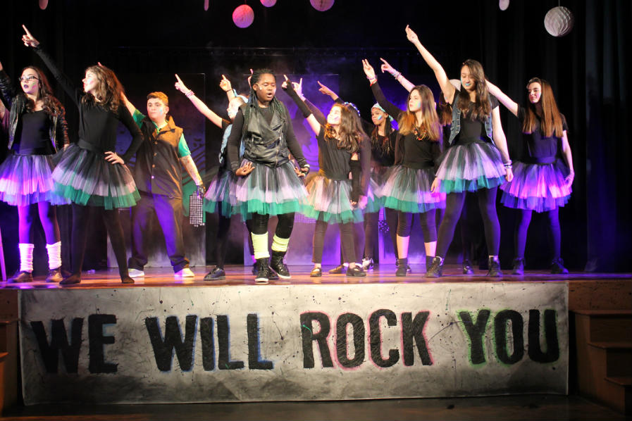 We Will Rock You - 2015